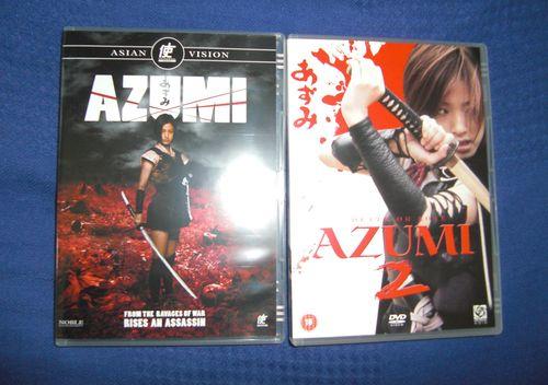 Azumi 1&2